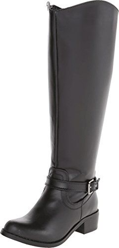 rsvp Women's Chester Extra Wide Calf Black Boot 8.5 M RSVP http://www