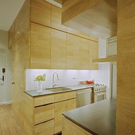 Love every inch of this East Village Studio by Jordan Parnass Digital Architecture
