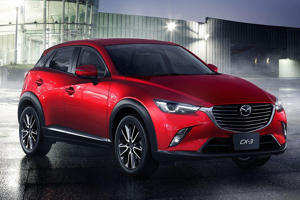 2016 Mazda CX3 vs. 2015 Mazda CX5 What's the Difference