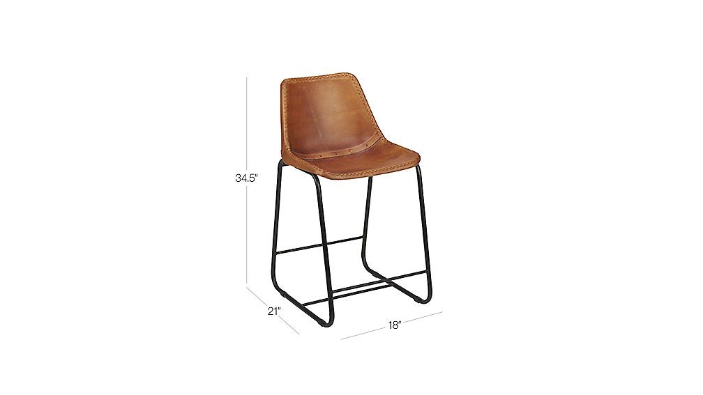 Superb Roadhouse Leather Bar Stools Furniture In 2019 Leather Gamerscity Chair Design For Home Gamerscityorg