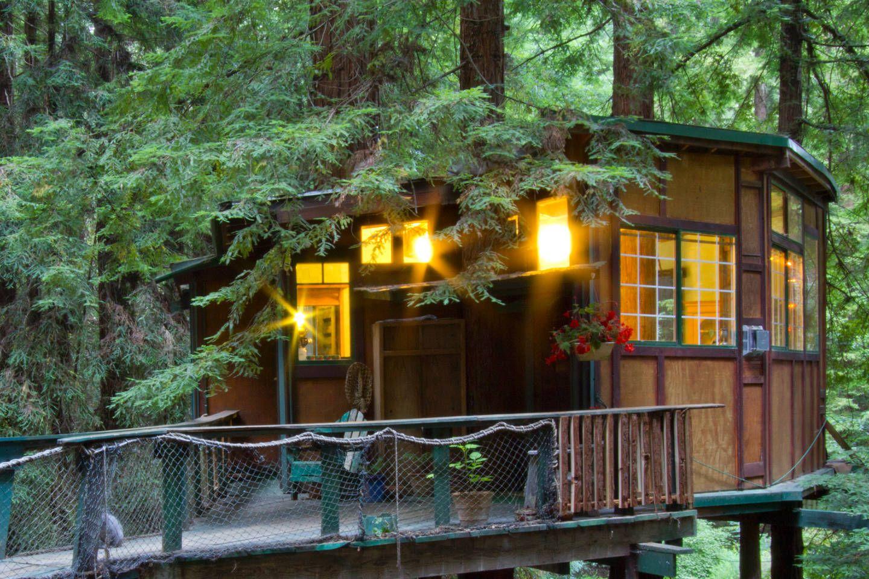 treehouse hotel california oregon