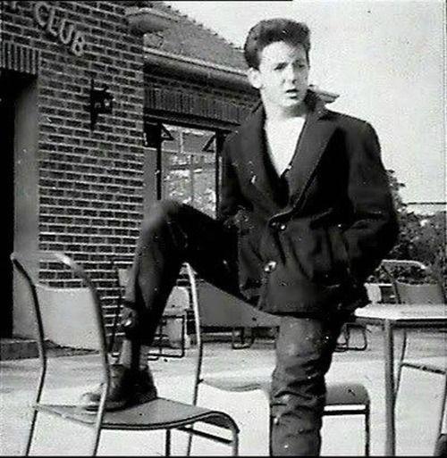 Teenage Paul McCartney Can Really Rock A Peacoat Ba Dum Tisss