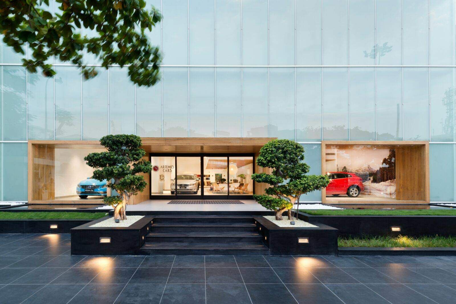 Image result for volvo showroom in chennai (With images