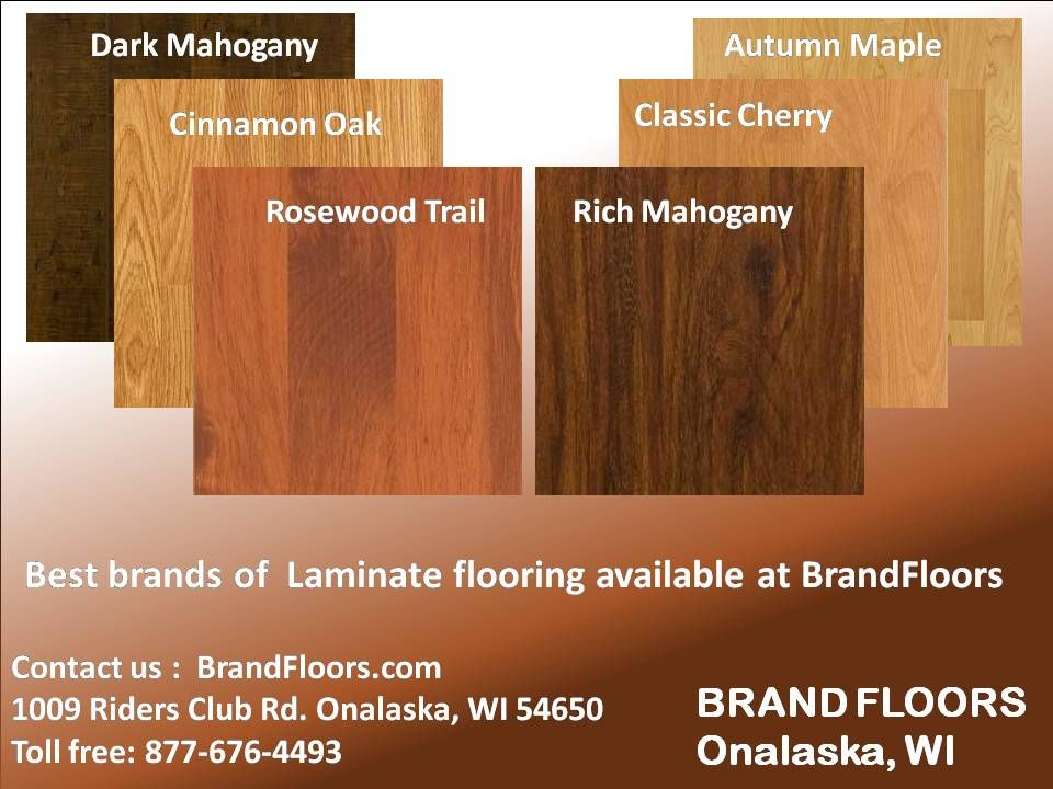 Different Types Of Laminate Flooring Available Here To Buy Http