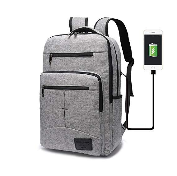 Advertisement  Weekend Shopper 15.6 inch Laptop Backpack College School  Bookbag Business Travel Backpack for Men and Women 48aa441f05f9c