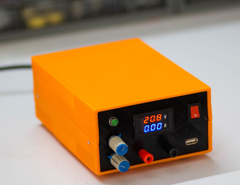 How To Make a Bench Power Supply in 2020 Making a bench