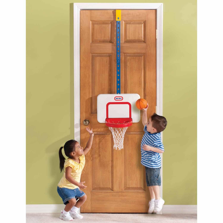 Little Tikes Attach N Play Basketball