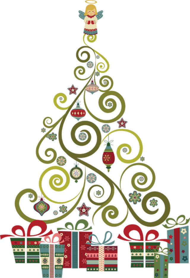 Clip Art Of A Christmas Tree Dixie Allan Christmas Tree Clipart Creative Christmas Trees Christmas Tree Images
