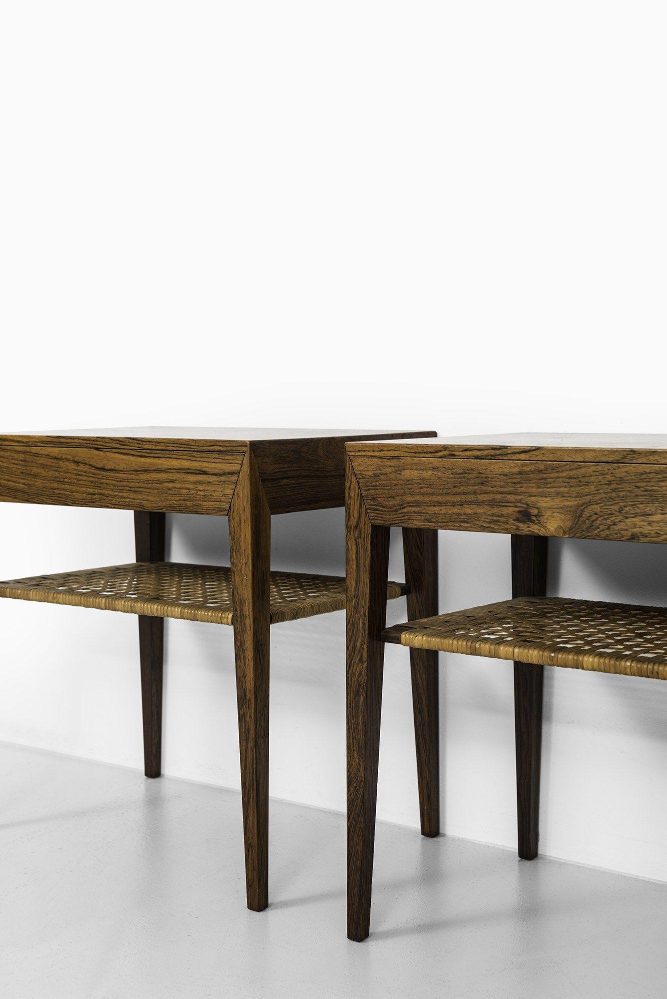 Severin Hansen Bedside Tables Table Furniture Bedside Table
