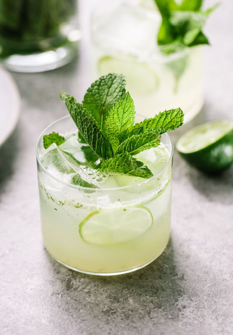 Mojitarita Lime and Tequila Cocktail | Familystyle Food