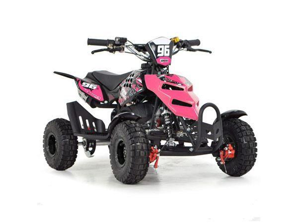 49cc Pink Kids Mini Quad Bike Mini Quad Bikes Quad Bike Quad