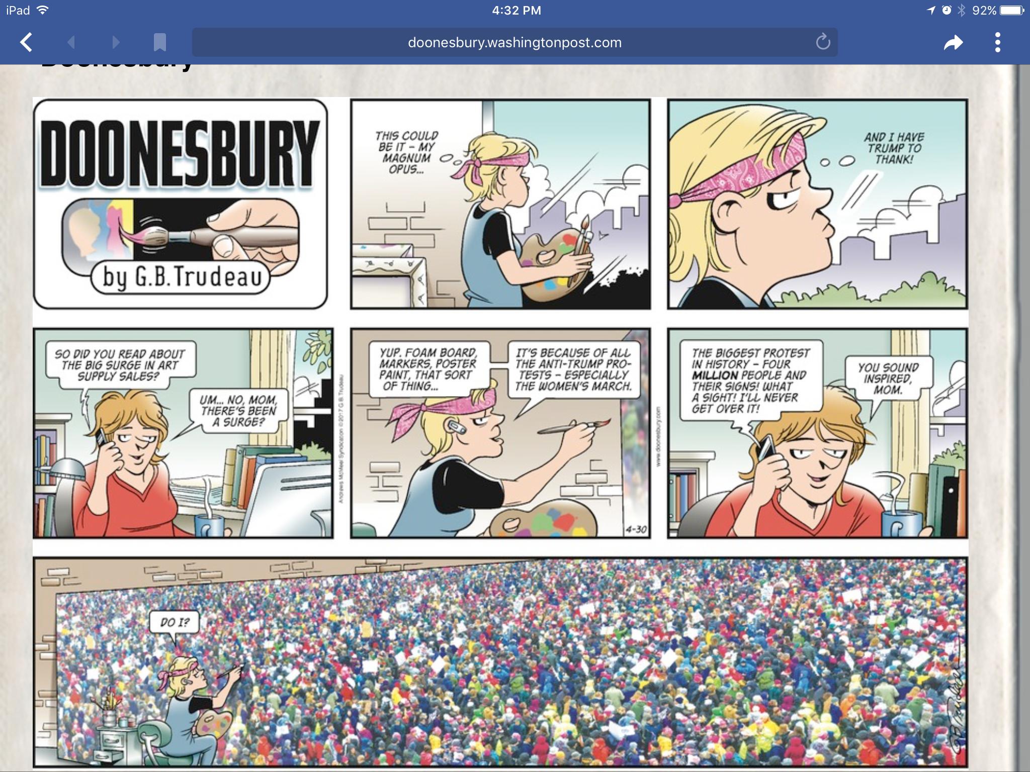 Advise boopsie comic strip for