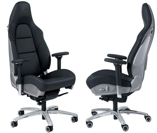 A Porsche chair for my desk... Love it!  sc 1 st  Pinterest & A Porsche chair for my desk... Love it! | Dream house ideas ...