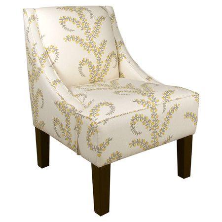 Found it at Wayfair - Swoop Side Chair in Prasana Sunglo