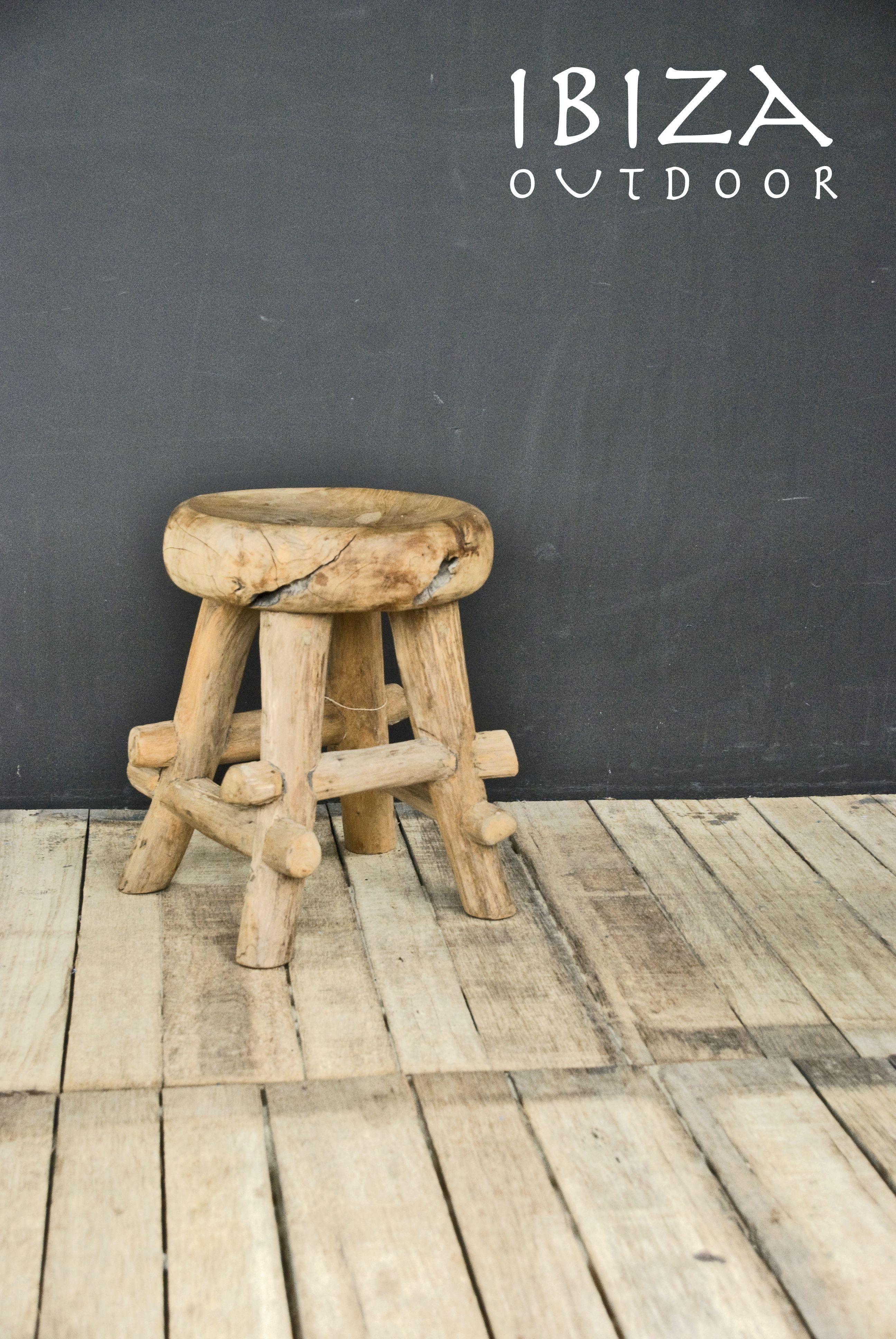 Stupendous A Teak Wooden Small Stool Nice As Decoration Piece In The Creativecarmelina Interior Chair Design Creativecarmelinacom