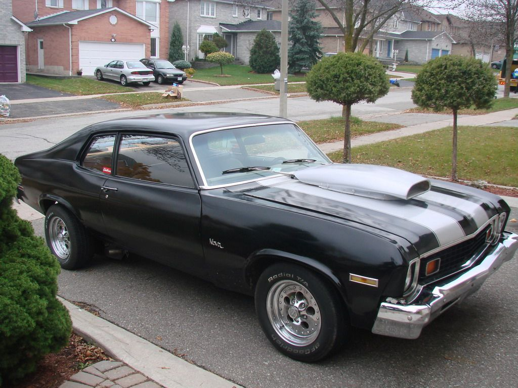 All Chevy 1973 chevy nova : 73 nova ss like my 1st car.....love it! | Classic Street Rods ...