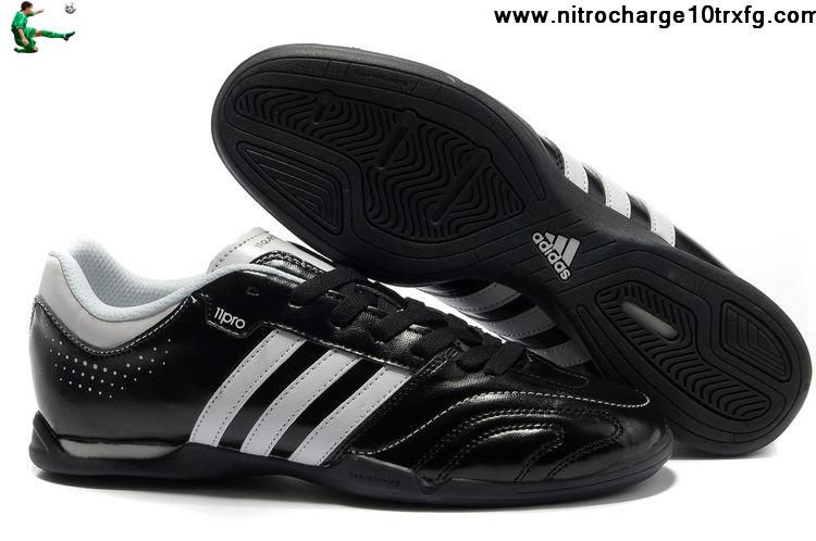 premium selection 42710 a845c Sale Cheap Adidas adipure 11Pro TRX IC - Black-Running White-White Soccer  Shoes