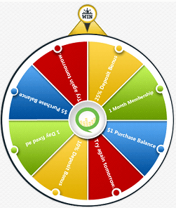 Buxvertise - make money by spin the wheel of bux | Reviews