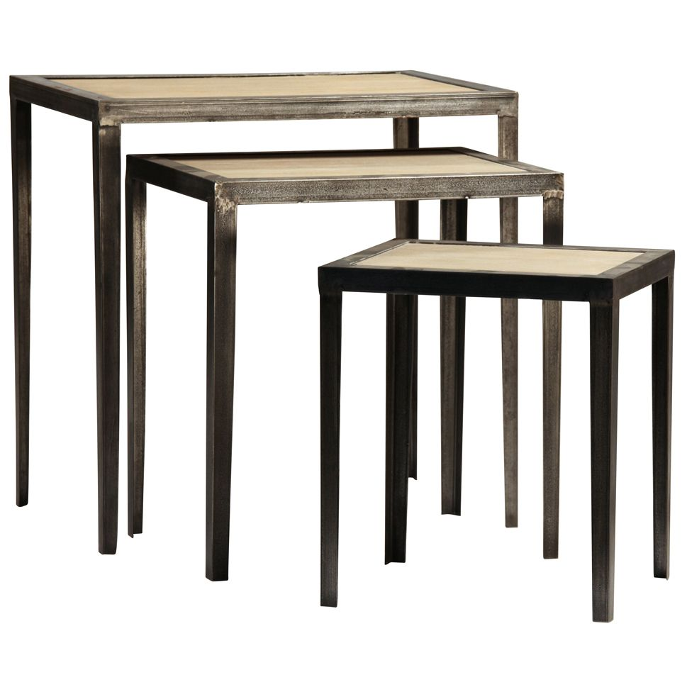 Dillard Nesting Tables - Maker and Moss