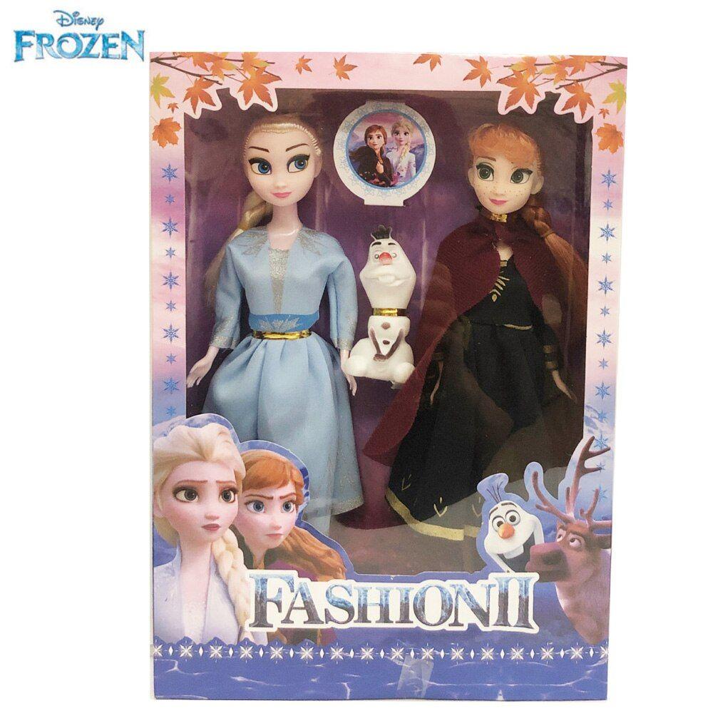 Niños Niñas Frozen Anna Elsa Olaf Collar Regalo Navidad