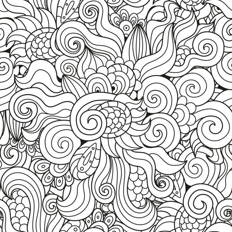 Zentangle Vorlagen Schuppenmuster Spiralformen Blatter Fantasie Zentangle Vorlagen Hande Zeichnen Zentangle