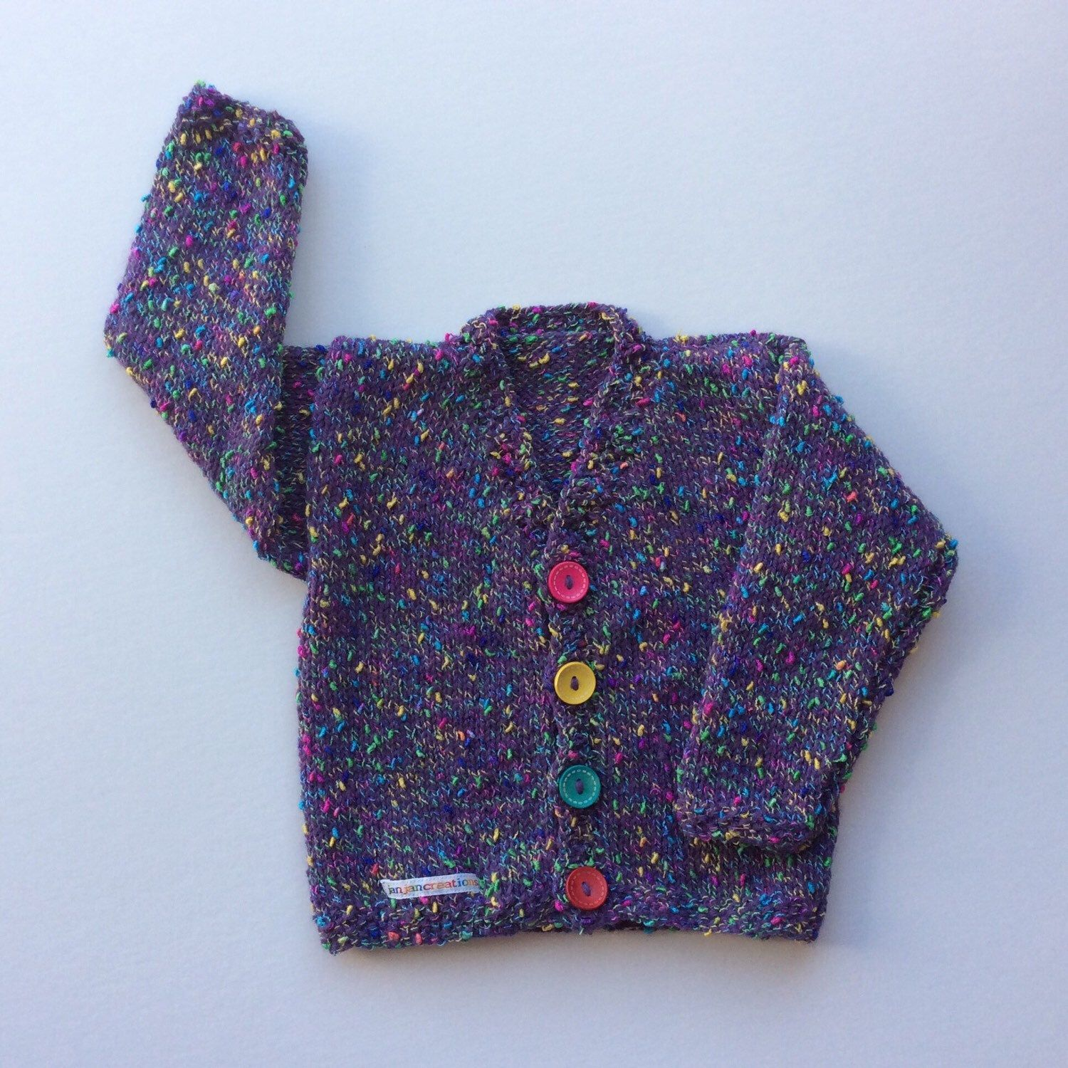 Baby cardigan, baby sweater, baby boys knitwear, baby girl ...