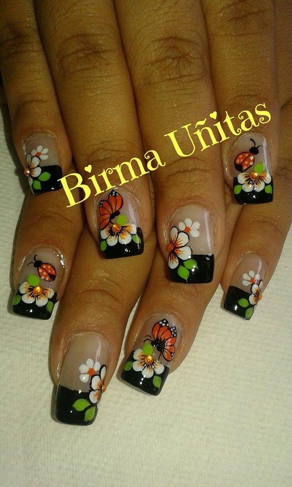 Pin by Nunu Braz on Nail Designs | Pinterest | Manicure, Creative ...