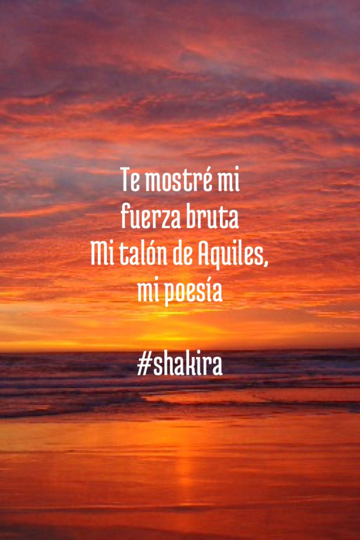 39 Ideas De Shakira Shakira Canciones Shakira Frases De Canciones
