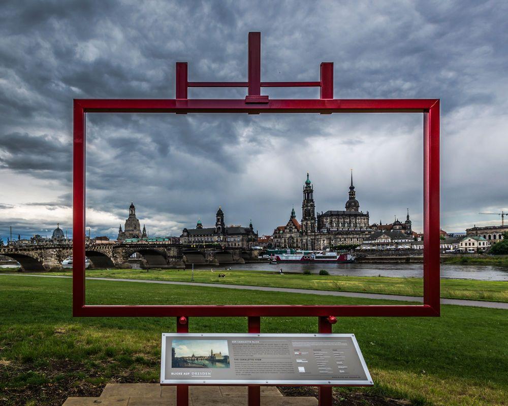 Der Neue Rahmen Dresden Reisen Deutschland Bilder