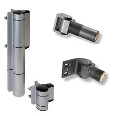 These #heavyduty #gate #hinges are most preferable for #swing #gates ...
