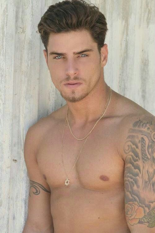 Hot guys full face