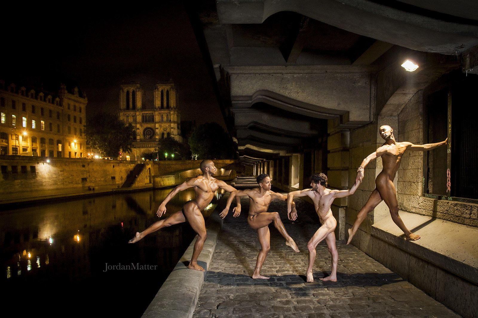 Suggest alvin ailey naked are