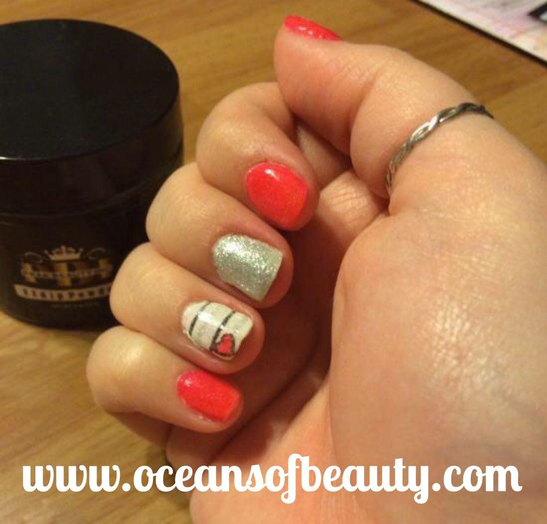 Crystal Clear and Customer Polish/Art EZdip Gel Powder. DIY EZ Dip ...