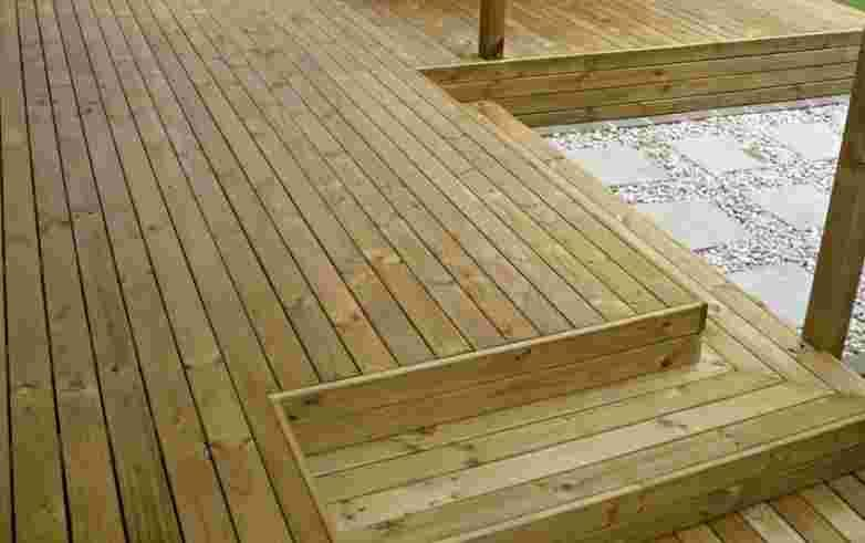 What Is The Best Decking Timber To Use Furniture