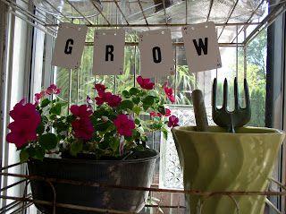 lol - ze zeggen toch da ge moet klappen met uw planten!