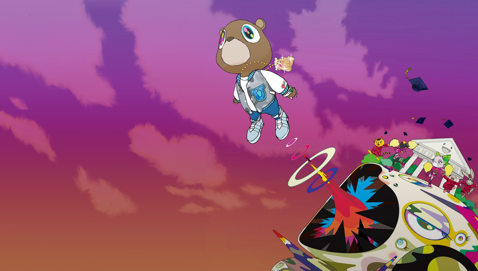 graduation kanye west wallpaper Google Search Kanye