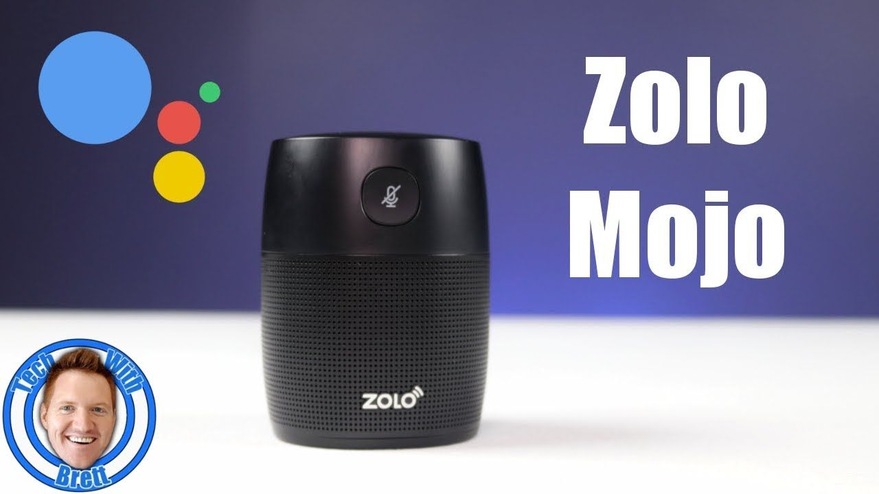 Zolo Mojo Review, a Google Assistant Enable Speaker