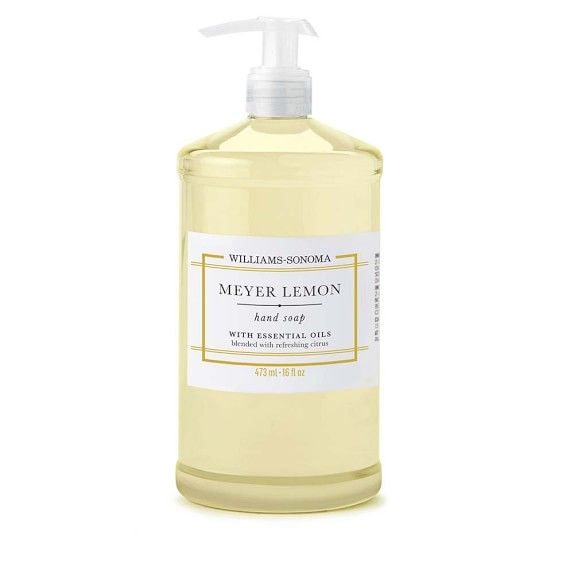 Williams Sonoma Meyer Lemon Hand Soap 16oz Lemon Hand Soap