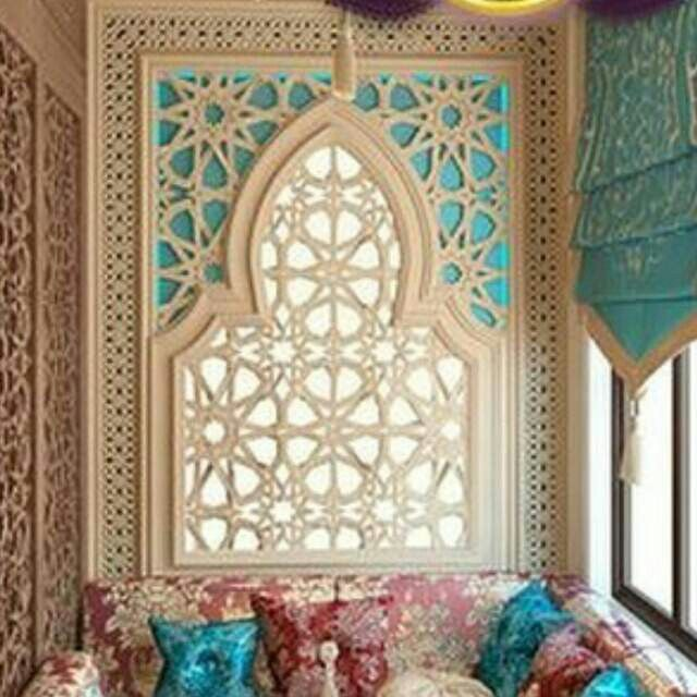 Pin By 108 On يوميات Arabian Decor Moroccan Interiors Window Art