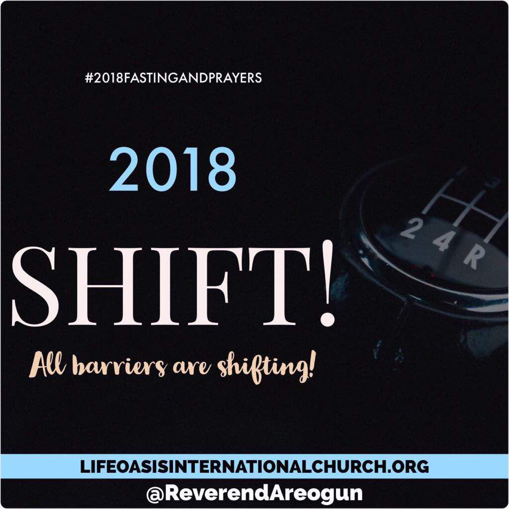 1000 Declarations over 2018 | 2018 Prayer and Fasting