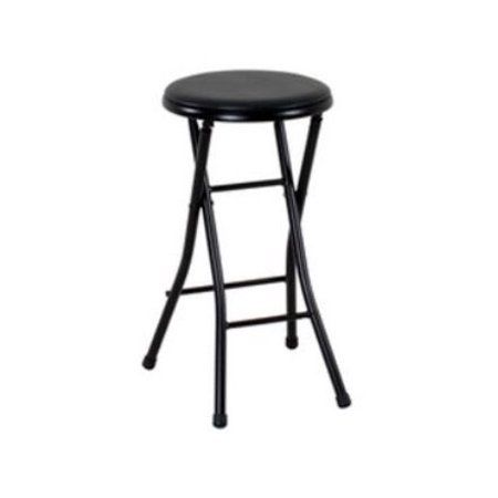 Prime Mainstays Folding Metal Stool Black Products In 2019 Gmtry Best Dining Table And Chair Ideas Images Gmtryco