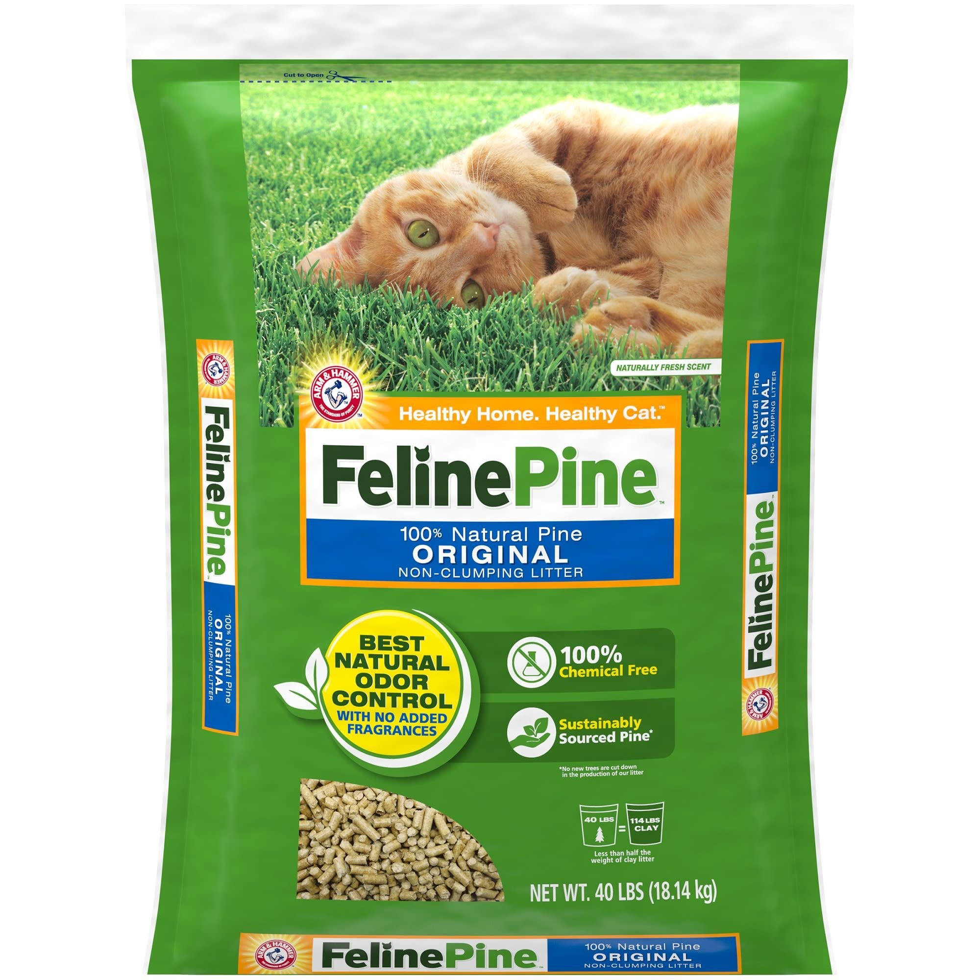 Feline Pine Cat Litter Petco in 2020 Pine cat litter