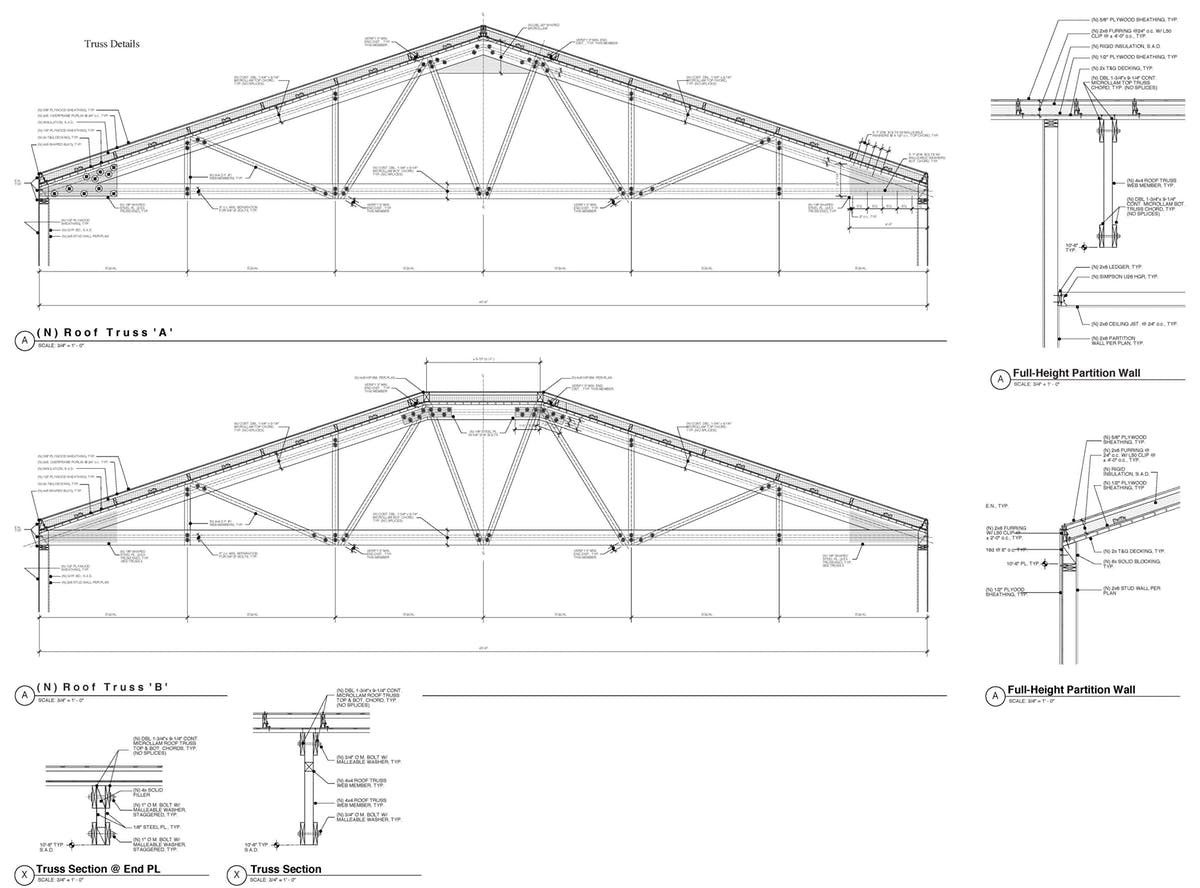 50 How To Read Truss Layout Uq4t Rumah