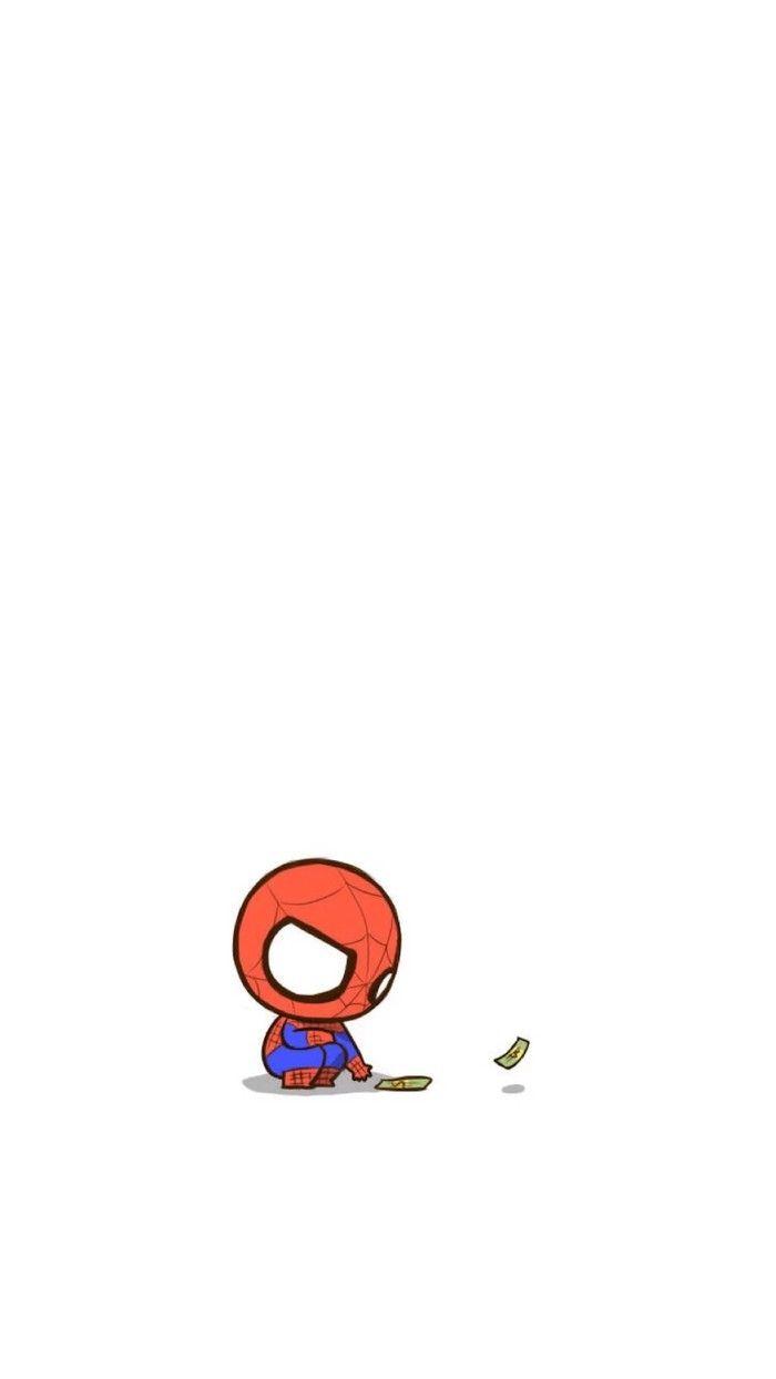 ภาพพื้นหลังมือถือ Super Hero