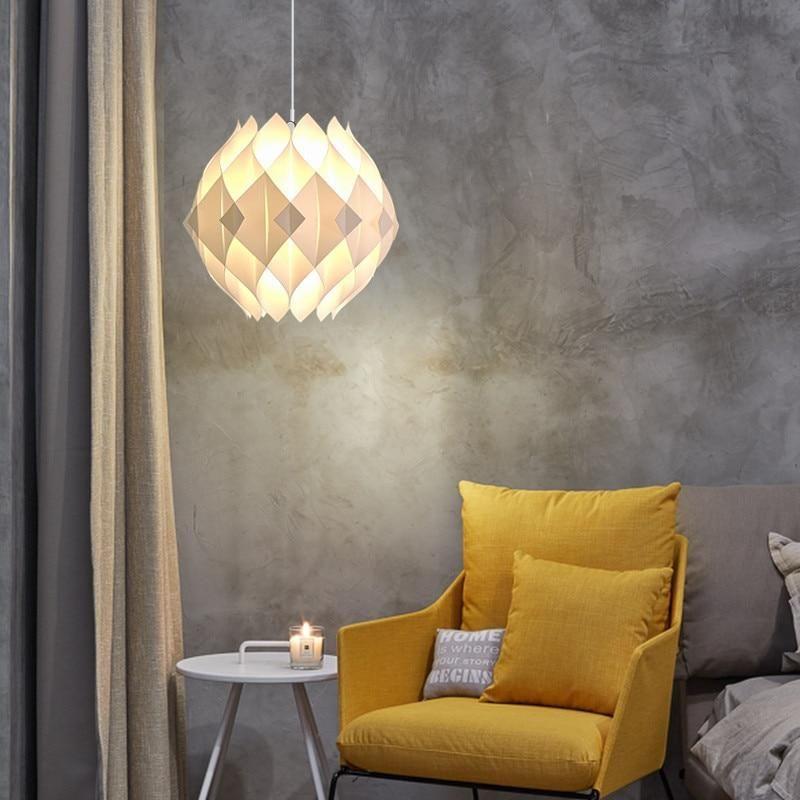 Gulops - Puzzle Pendant Lamp