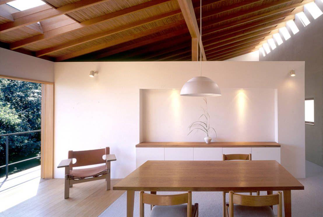 木材の魅力を引き出す木造構造のデザインとは 家 建築 木造