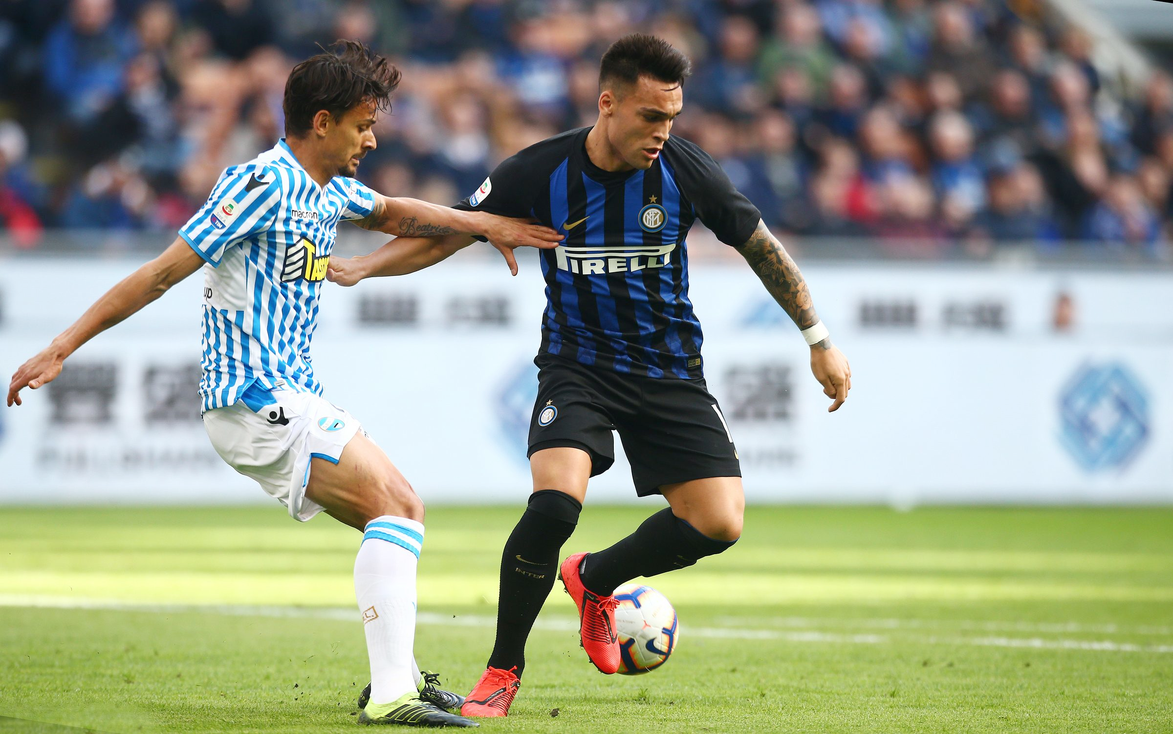 Where To See The Match Inter Spal On Tv And Stream The Latest On The Formations Match Streaming Antonio Conte