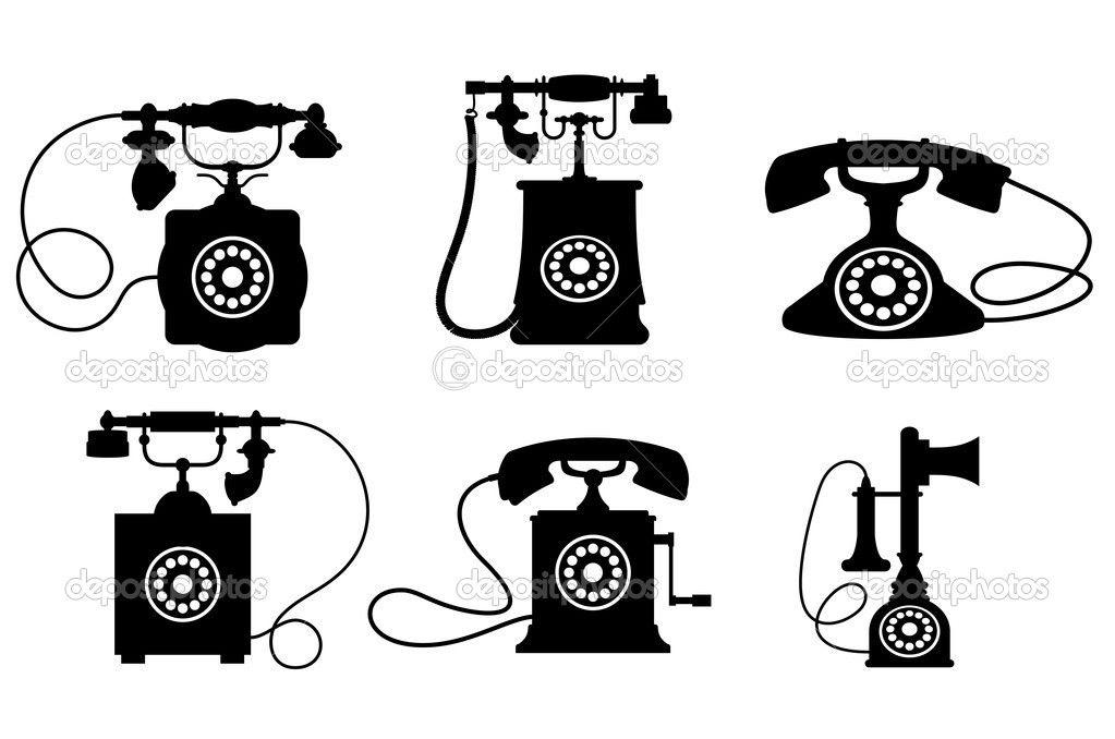 Dibujos De Telefonos Antiguos Fondos De Pantalla