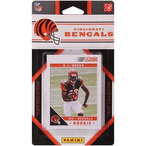 Cedric Benson Cincinnati Bengals Cards