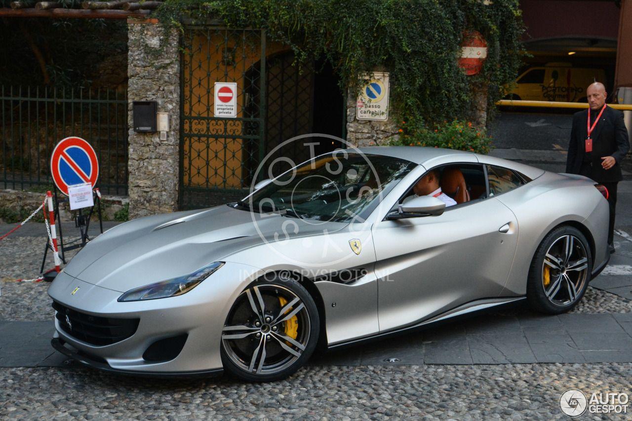 Ferrari Portofino 1 Avec Images Voiture De Course Voiture De